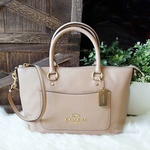 COACH F31466 MINI EMMA SATCHEL